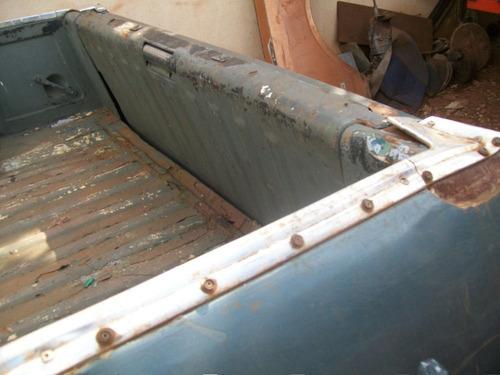 ford ranchero v8 292 p/ restaurar docks ok - não e el camino