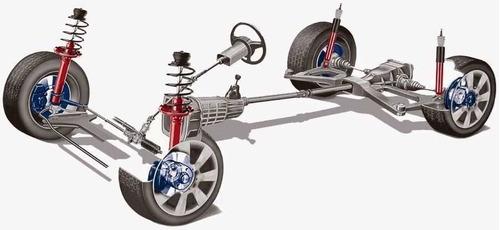 ford ranger 1 recambio de amortiguadores delanteros y traser