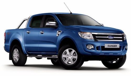 ford ranger 100% entrega en cuota 5
