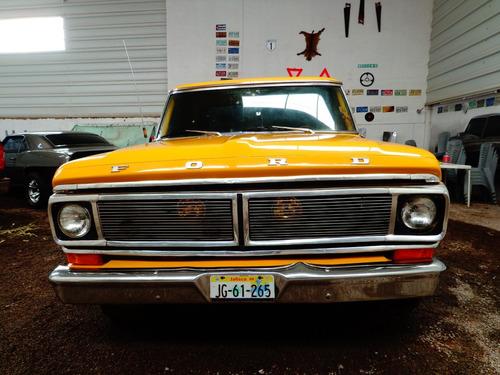 ford ranger 1972