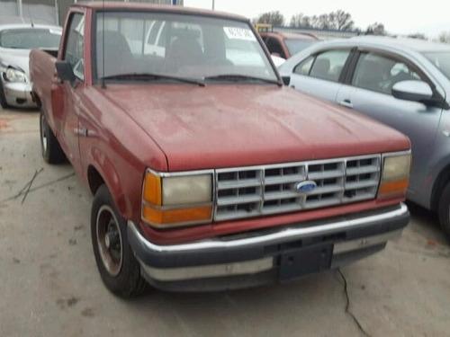 ford ranger 1989-1992: botadores de seguros