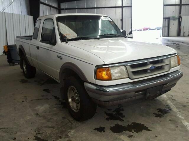 Motor de escolta ford 1993