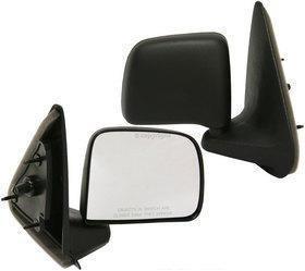 ford ranger 1993 - 2005 espejo derecho manual nuevo!!!