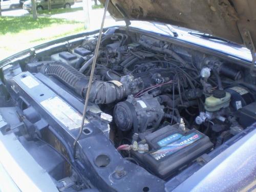 ford ranger 1997 xlt con gnc (4 tubos)