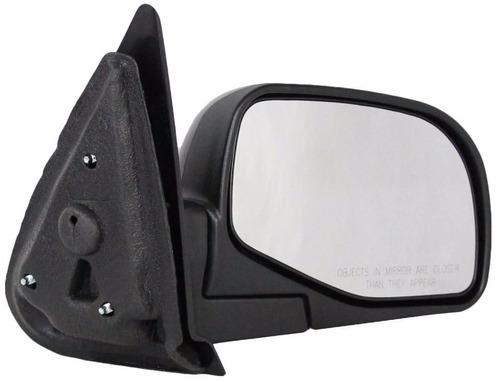ford ranger 1998 - 2005 espejo derecho manual nuevo!!!