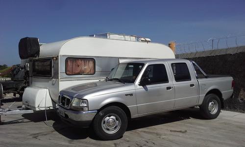 ford ranger 2001 - 2.5 xl cab. dupla 4x2 4p diesel