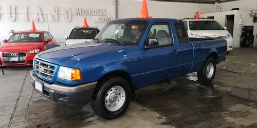 ford ranger 2001 pickup xl l4 5vel super cab mt