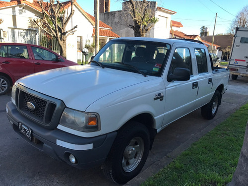 ford ranger 2006  doble cabina full 4x2 $ 189000 ,impecable