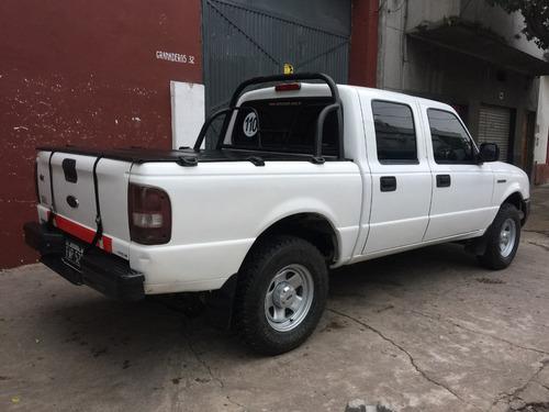 ford ranger 2007 power stroke 3.0 diesel,**la mejor chata**