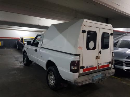 ford ranger 2008 2.3 cd f-truck 4x2