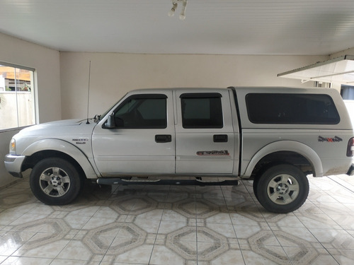 ford ranger 2008 3.0 xlt limited cab. dupla 4x4 4p