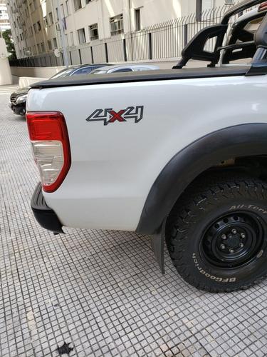 ford ranger 2014 2.2 xls cab. dupla 4x4 4p