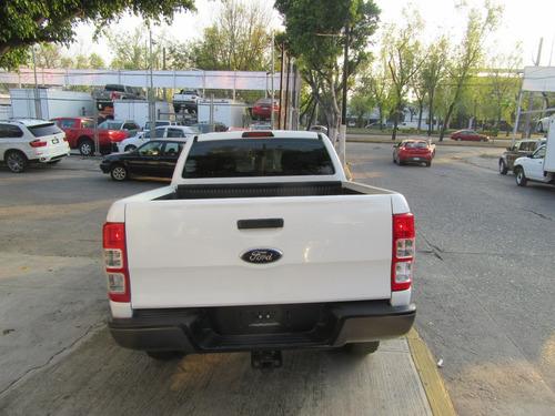 ford ranger 2015 2.5 xl cabina doble mt