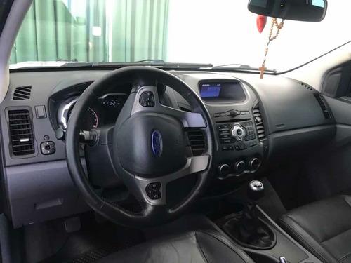 ford ranger 2015 2.5 xlt cab. dupla 4x2 flex 4p