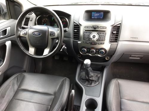 ford ranger 2016 crew cab (4 puertas) t/m version limited