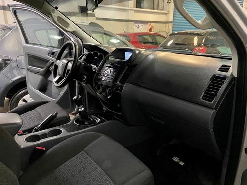 ford ranger 2016 dc xl 4x2