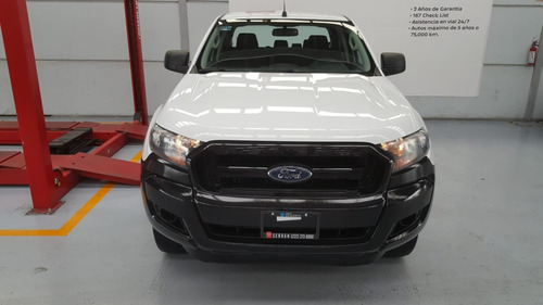 ford ranger 2017 2.5 xl cabina doble mt