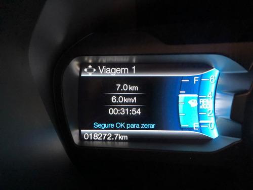 ford ranger 2017 3.2 limited cab dpl 4x4 aut.- novissima