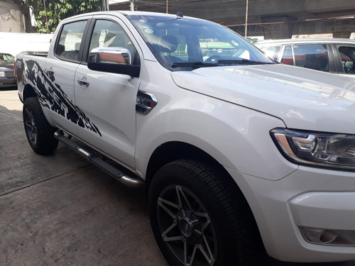 ford ranger 2017 3.2l xlt diésel cabina doble 4x4 at