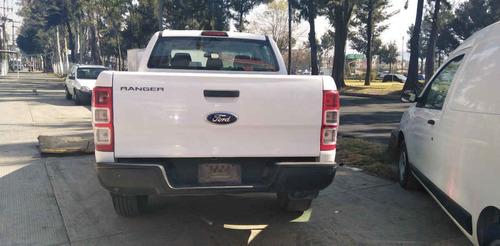 ford  ranger  2017  4p xl doble cab l4/2.5 man b/a