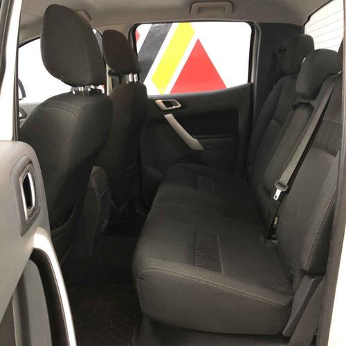 ford ranger 2017 4p xlt doble cab l4/2.5 man