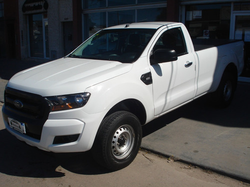 ford ranger 2017 cab. simple con 40.000 km