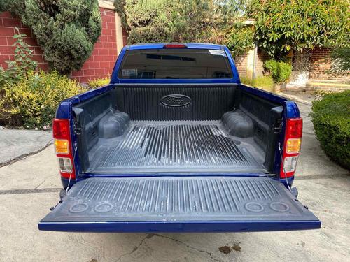 ford ranger 2018 xl cabina doble 4x2 gasolina manual