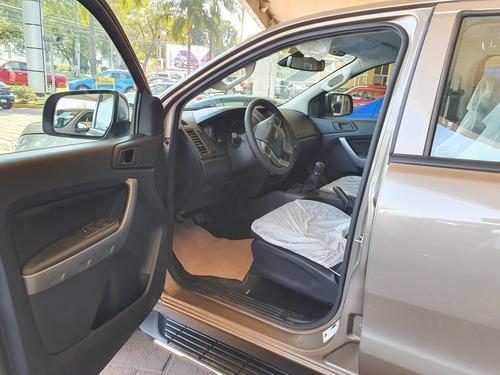 ford ranger 2020 2.5l 4x2 estandar xlt doble cabina gasolina
