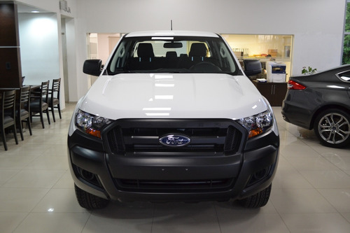 ford ranger 2020 xl 2.5 4x2 cabina doble 0km // forcam ds