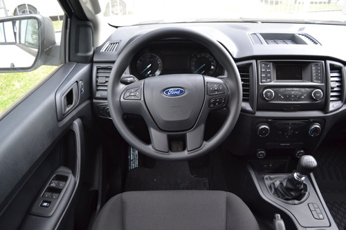 ford ranger 2020 xl 2.5 4x2 cabina doble 0km // forcam md