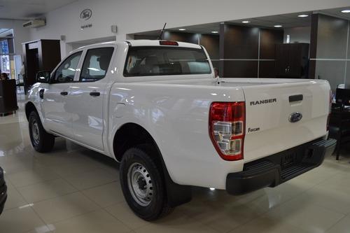 ford ranger 2020 xl 2.5 4x2 cabina doble 2019 0km // forcam