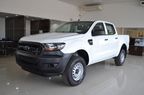ford ranger 2020 xl 2.5 nafta 4x2 cabina doble  // forcam