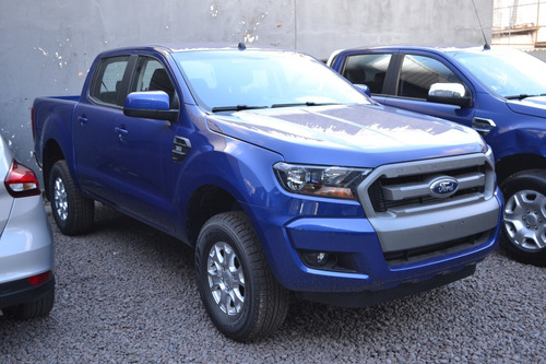 ford ranger 2020 xls 3.2 diesel 4x2 cabina doble at / forcam