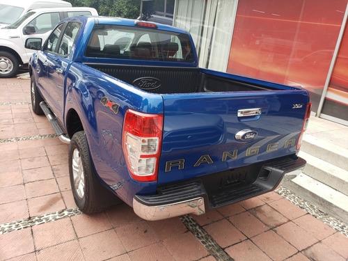 ford ranger 2021 3.2 xlt diésel cabina doble 4x4 at