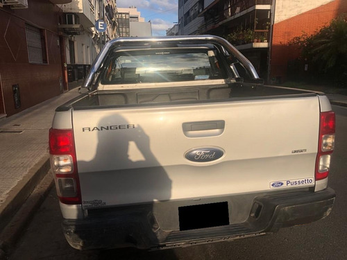 ford ranger 2.2 cd 4x2 xl safety 2015 unico dueño