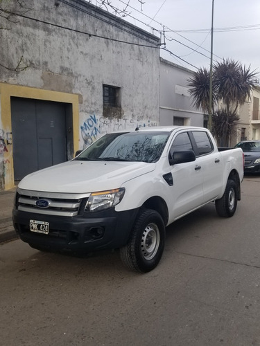 ford ranger 2.2 cd 4x2 xl safety tdci 125cv 2016