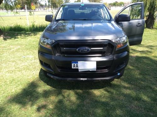 ford ranger 2.2 cd 4x2 xl safety tdci 125cv 2016
