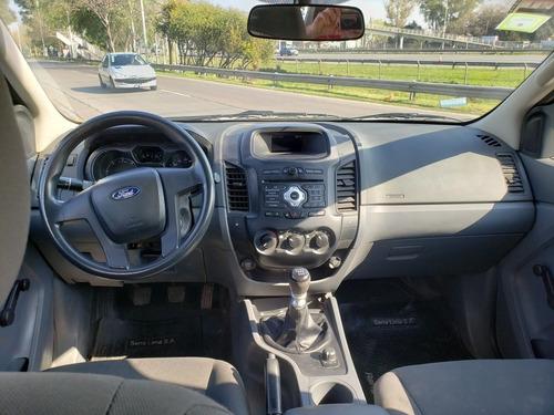 ford ranger 2.2 cd 4x4 xl safety tdci 125cv 2015