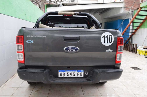 ford ranger 2.2 cd xl tdci 125cv 4x2 2017