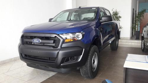 ford ranger 2.2 cd xl tdci 150cv 4x4 azul 0km 2018