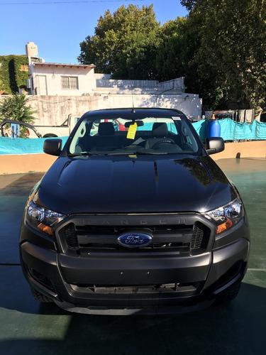 ford ranger 2.2 cs xl 4x4 - 0km - año 2017