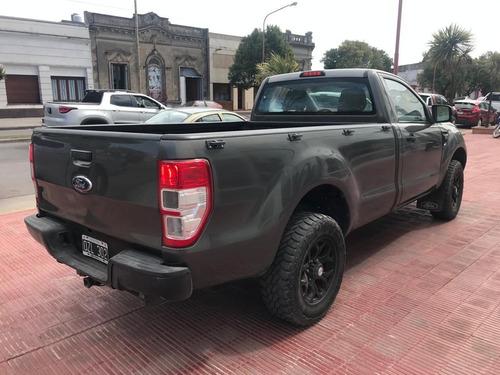 ford ranger 2.2 cs xl safety 4x2 gris 2015 185.050 km roas