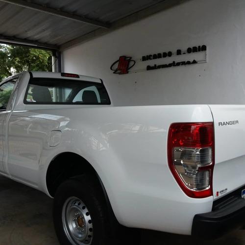 ford ranger 2.2 cs xl tdci 150cv 4x2 2017