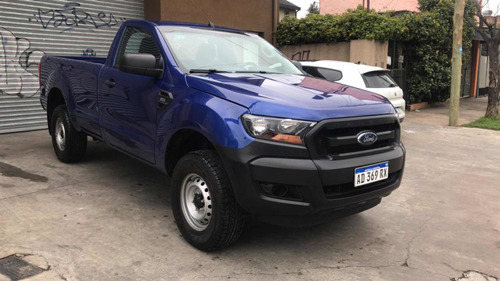 ford ranger 2.2 cs xl tdci 150cv 4x2 2018