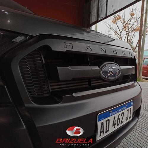 ford ranger 2.2 cs xl tdci 150cv 4x2 2019