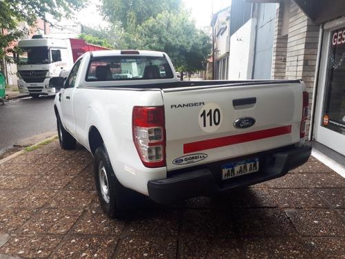 ford ranger 2.2 cs xl tdci  4x2 (90.000 km)