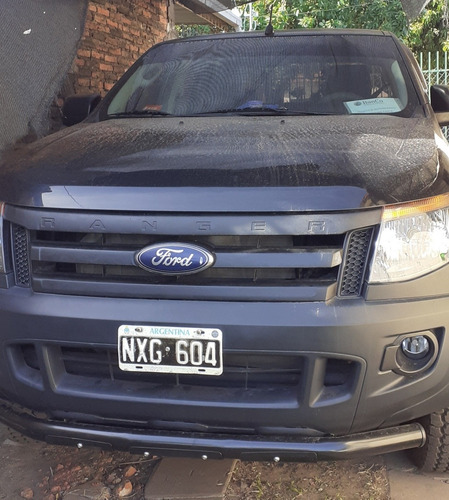 ford ranger 2.2 safety