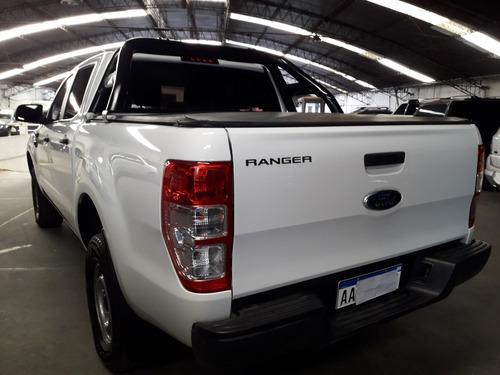 ford ranger 2.2 tdi  dc 4x2 xl  2016