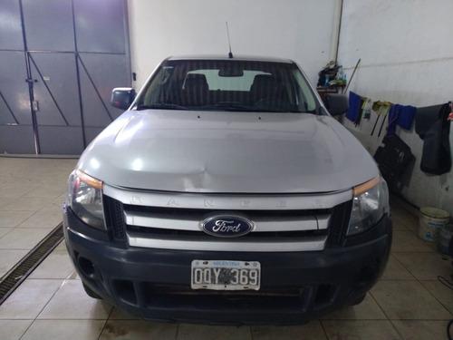 ford ranger 2.2 tdi dc 4x4 l 12 xl safety 2015