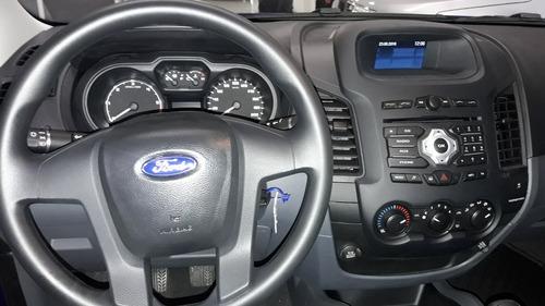 ford ranger 2.2 xl 4x2 2018 0 km